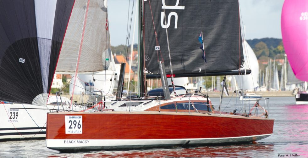 Black Maggy 40ft